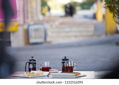 Tea or Coffee for breakfast