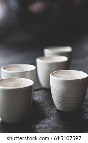 Tea cup for oolong