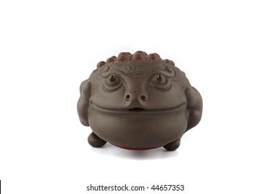tea frog