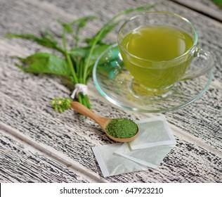 Tea .Gumnema inodorum (Lour.) Decne., Drug treatment for diabetes