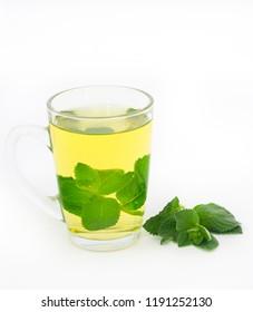 Tea with melissa