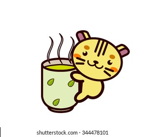 Tea Time of Animal Series