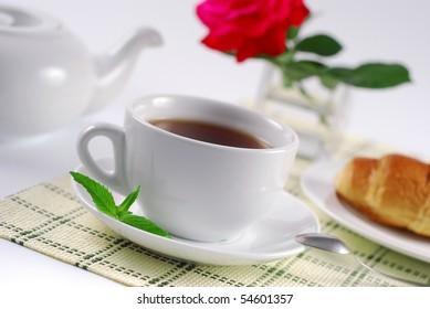 Tea time series