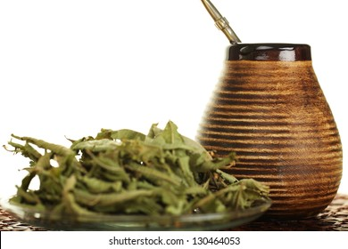 Tea, yerba mate - Hot drink