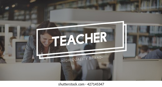 Teacher Coaching Teach Improvement Training Concept