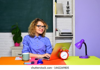 Teacher Uni Stock Photos Images Photography Shutterstock