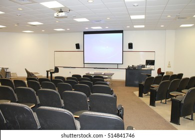 Teaching hall