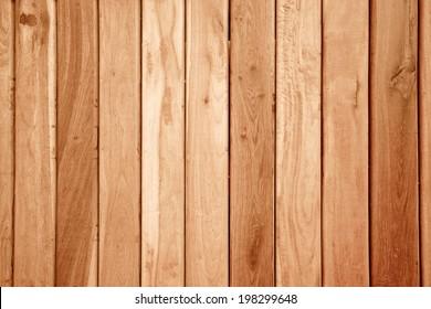 teak plank wall / teak wood texture