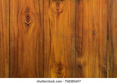 Teak wood, beautiful background from wooden.