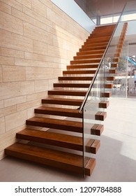 Teak wood Staircase, Staircase Mirror Style, Marble Style, Select Focus, House Style.Creating a home concept.