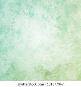Teal and green grunge background