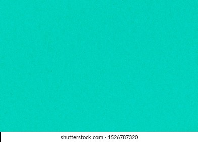 Teal Paper Texture. Simple Background