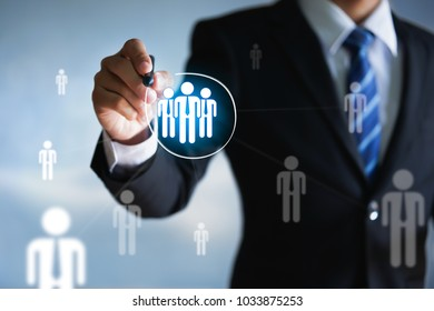 Team building, Human resource management, Recruitment Concepts.