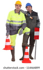 A team of traffic guards