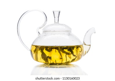 teapot for welding isolated on a white background