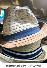 92c6455e5578 tear drop guatemalan palm leaf straw fedora hat Images