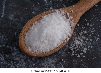A teaspoon of kosher salt
