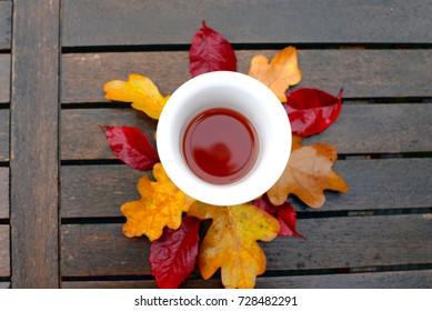 Teatime in October