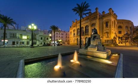 Teatro Falla Cadiz Spain