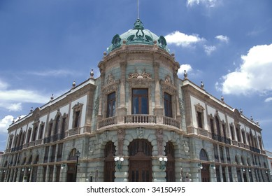 Teatro Macedonio Alcala - Oaxaca