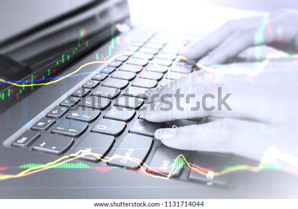 technical analysis by online traders risking stock photo edit now 1131714044 shutterstock