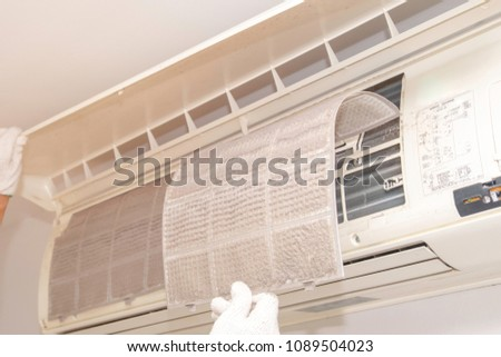 Enjoyable Technician Check Repair Air Condition Diagram Stock Photo Edit Now Wiring Cloud Hisonuggs Outletorg