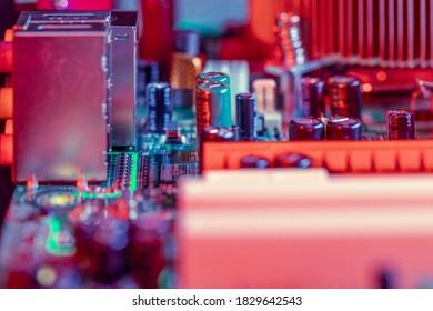 Technika in dar site of industry