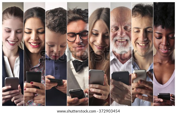 Technological people