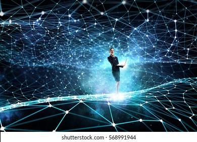 Technologies that impress . Mixed media