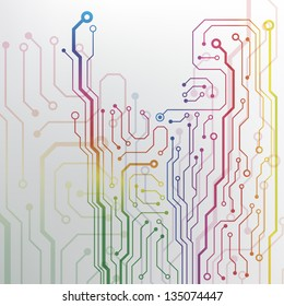 technology circuit board. jpg version
