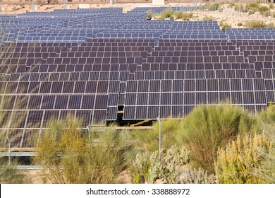 technology of energy production: electric solar panel system