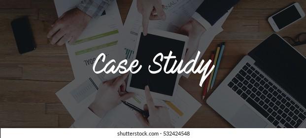 TECHNOLOGY INTERNET TEAMWORK CASE STUDY CONCEPT