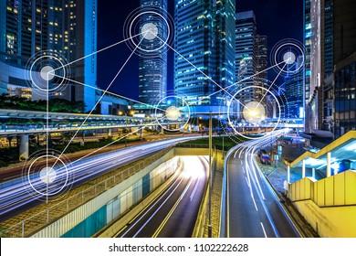 technology for smart city conceptual