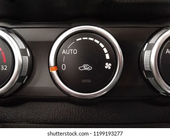 The technology of vehicle to control the condition in the car.