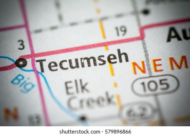 Tecumseh. Nebraska. USA