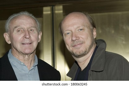 Ted Haggis, Paul Haggis at NBC Network 2006-2007 Primetime Upfronts Preview, Radio City Music Hall, New York, NY, May 15, 2006
