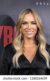 """Teddi Mellencamp Arroyave attends  Skyline Entertainment's  """"The ToyBox"""" Los Angeles  Premiere at Laemmle's NoHo 7, North Hollywood, California on September 14th, 2018"""
