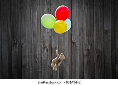 Teddy Bear Great Escape