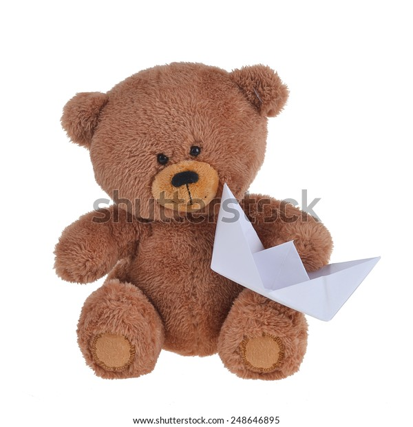 How to Make an Easy Origami Teddy Bear | 620x600