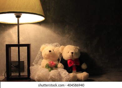 Teddy Bear Wedding