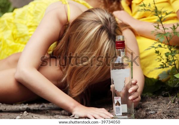 Drunk girl tumblr