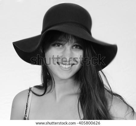 Funky teen girl being von teese tranny