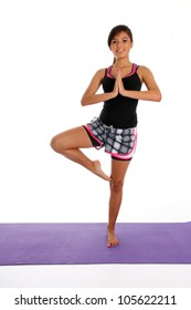 teen yoga images stock photos  vectors  shutterstock