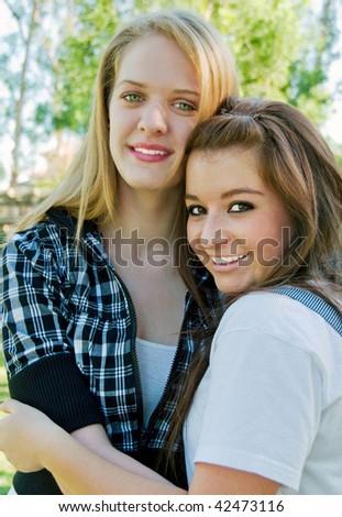Pictures of teen girlfriends