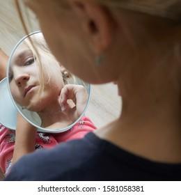 Teen mirror Full Length