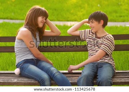 what is love between boy and girl