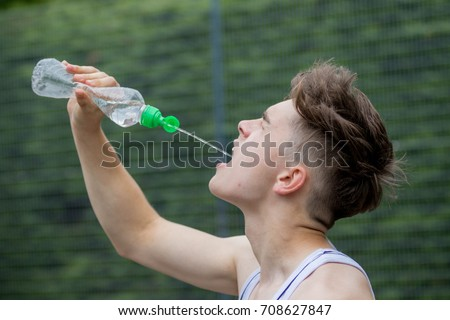 Teen with fat ass