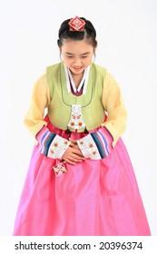 Korean Traditional Dress Images Stock Photos Vectors Shutterstock