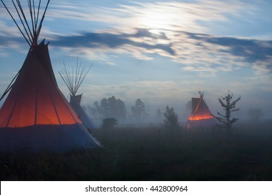 teepee night