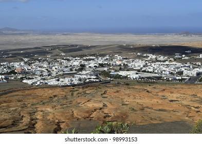 Teguise, Lanzarote, Canary Island,